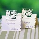 Place Cards Pearl Paper Dekoracje ślubne