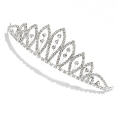 Elegant Rhinestone Tiara / Headpieces