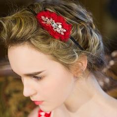 Fashion Crystal/Rhinestone Flowers & Feathers/Headbands