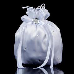 Charming Satin/Crystal/ Rhinestone Bridal Purse