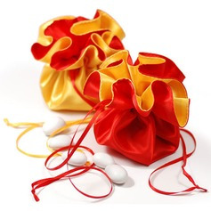 Lovely Favor Bags With Ribbons (Set of 12)