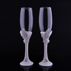 Personalized Toasting Flutes