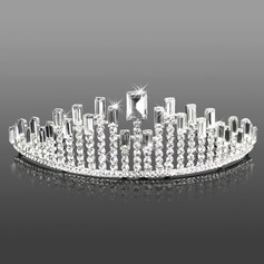 Shining Alloy Tiaras/Headpiece