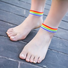 Spandex Foot Jewellery