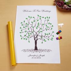 Spersonalizowana Projekt Drzewo Płótno