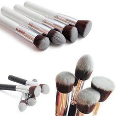 Hög Kvalitet 4Pcs Syntetiskt Hår Makeup Tillbehör