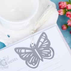 Papillon Acier inoxydable Signets avec Tasse