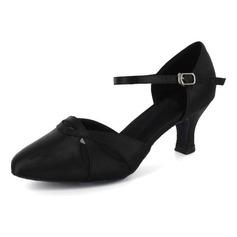 Donna Raso Tacchi Stiletto Moderno con Listino alla caviglia Scarpe da ballo