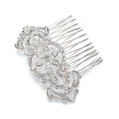 Gorgeous Crystal Combs & Barrettes