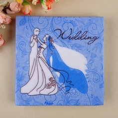 Happy Couple Design Dinner Napkins (Set of 20)