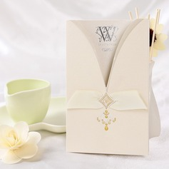 Klasik Stil Wrap & Cep Invitation Cards