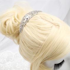 Shining Alloy Tiaras/Hair Combs