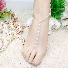 Glass Foot Jewellery Accessories