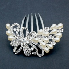 Exquisite Alloy Hair Combs