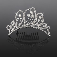 Lovely Rhinestone Hair Combs