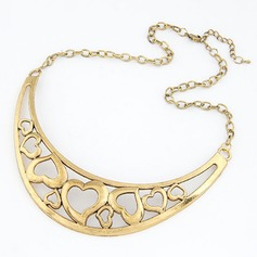 Beautiful Alloy Ladies' Fashion Necklace