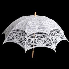 Bavlna Deštníky S Vyšívání
