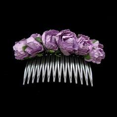 Beautiful Alloy/Paper Flower Girl's Headwear